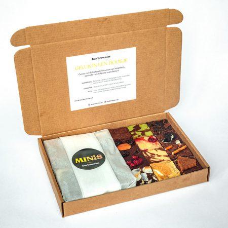 Box Brownies Mini's